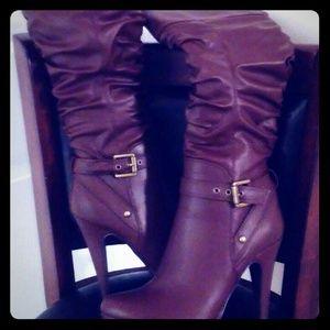 Guess Dorbii Knee High Boots